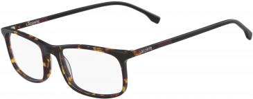 Lacoste L2808-53 glasses in Blue