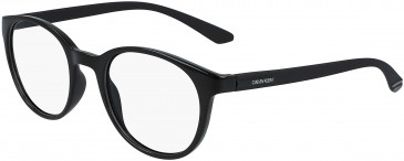 Calvin Klein CK19570 glasses in Crystal Teal