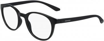 Calvin Klein CK19570 glasses in Crystal Teal