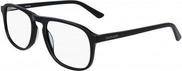 Calvin Klein CK19528 glasses in Crystal Navy/Light Blue