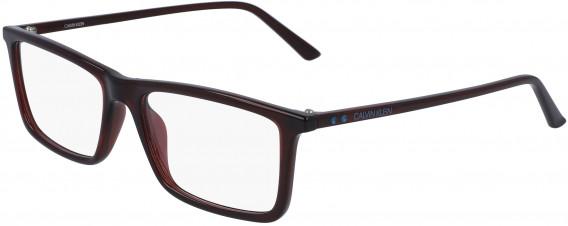 Calvin Klein CK19509 glasses in Crystal Oxblood