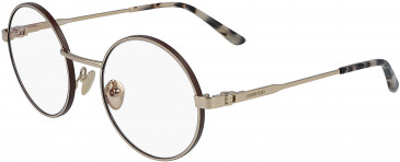 Calvin Klein CK19114 glasses in Rose Gold
