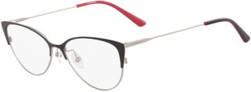 Calvin Klein CK18120 glasses in Satin Dark Brown