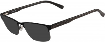 Lacoste L2217-52 sunglasses in Gunmetal