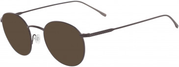 Lacoste L2246 sunglasses in Dark Gunmetal