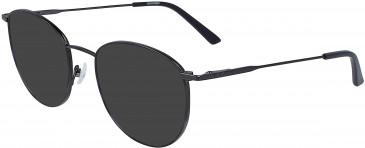 Calvin Klein CK19117 sunglasses in Dark Gunmetal