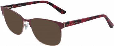 Calvin Klein CK19305-52 sunglasses in Berry