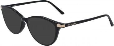 Calvin Klein CK19531 sunglasses in Black
