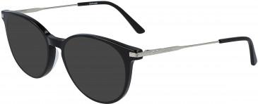 Calvin Klein CK19712 sunglasses in Black