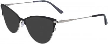 Calvin Klein CK19111 sunglasses in Black