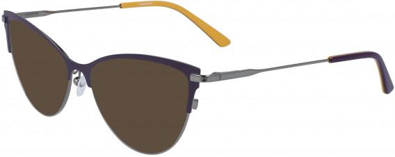 Calvin Klein CK19111 sunglasses in Dark Purple