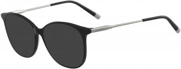 Calvin Klein CK5462 sunglasses in Black