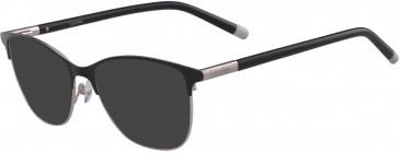 Calvin Klein CK5464 sunglasses in Black