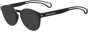 Calvin Klein Jeans CKJ19508 sunglasses in Crystal