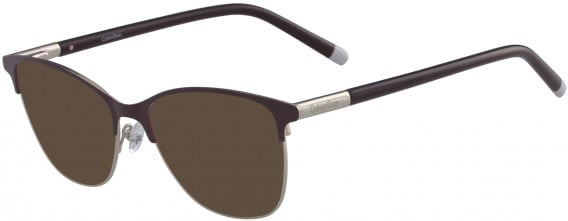 Calvin Klein CK5464 sunglasses in Bordeaux