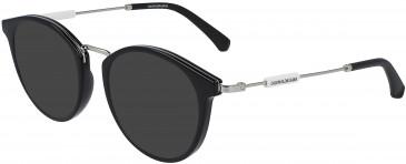 Calvin Klein Jeans CKJ19709 sunglasses in Burgundy