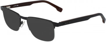 Lacoste L2248-56 sunglasses in Black