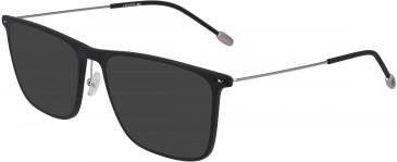 Lacoste L2829 sunglasses in Black