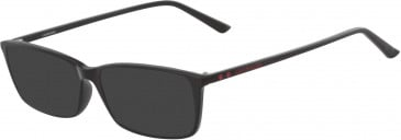 Calvin Klein CK18544 sunglasses in Black