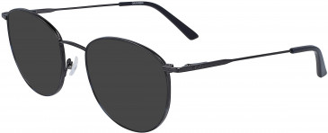Calvin Klein CK19117 sunglasses in Dark Gunmetal