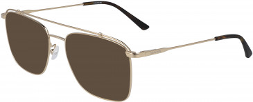 Calvin Klein CK19120 sunglasses in Gold