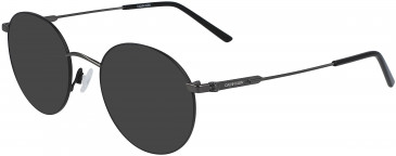 Calvin Klein CK19146F sunglasses in Matte Black