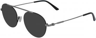Calvin Klein CK19151 sunglasses in Matte Black