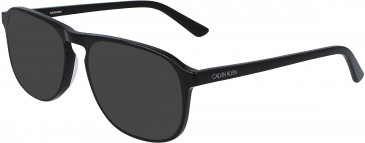 Calvin Klein CK19528 sunglasses in Black