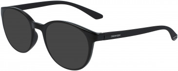 Calvin Klein CK19570 sunglasses in Black