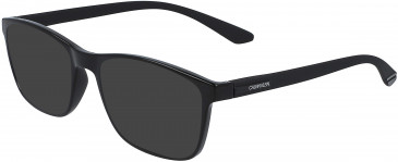 Calvin Klein CK19571 sunglasses in Black