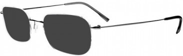 Calvin Klein CK536 sunglasses in Gunmetal