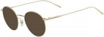 Calvin Klein CK5460 sunglasses in Gold