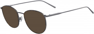 Calvin Klein CK5469 sunglasses in Dark Grey