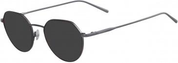 Calvin Klein CK5470 sunglasses in Dark Grey