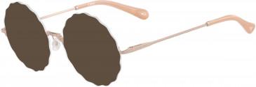 Chloé CE2147 sunglasses in Copper