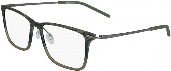 Airlock AIRLOCK 2003 glasses in Matte Olive Gradient