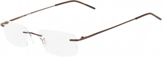 Airlock AIRLOCK WISDOM 201 glasses in Satin Brown