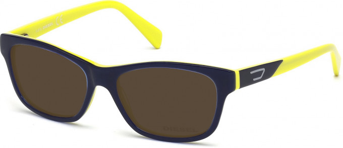 ef81934553b Diesel DL5040-54 Prescription Sunglasses at SpeckyFourEyes.com