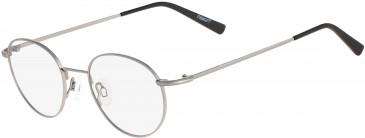 Flexon FLEXON EDISON 600-47 glasses in Gunmetal