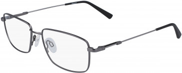 Flexon FLEXON H6001-55 glasses in Gunmetal