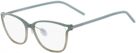 Airlock AIRLOCK 3000 glasses in Sea Green Gradient