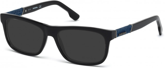 d2303305864 Diesel DL5107 Prescription Sunglasses at SpeckyFourEyes.com