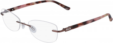 Airlock AIRLOCK GRACE 200 glasses in Brown Rose