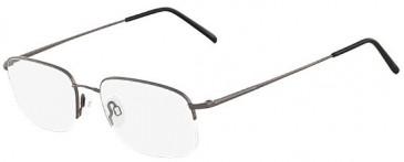 Flexon FLEXON 606-54 glasses in Gunmetal