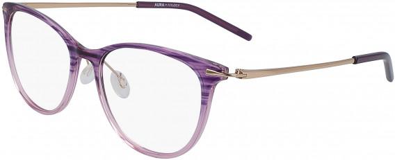 Airlock AIRLOCK 3004 glasses in Purple Gradient