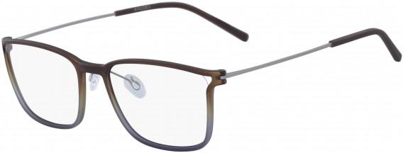 Airlock AIRLOCK 2001 glasses in Matte Brown/Blue Gradient