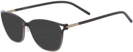 Airlock AIRLOCK 3000 sunglasses in Black Gradient