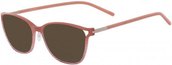 Airlock AIRLOCK 3000 sunglasses in Coral Gradient