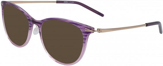 Airlock AIRLOCK 3004 sunglasses in Purple Gradient