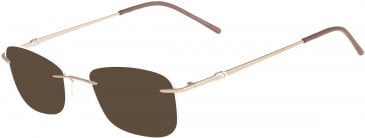 Airlock AIRLOCK FOREVER 200 sunglasses in Gold